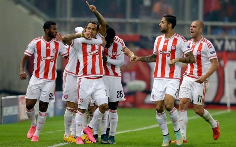Ο Ολυμπιακός νίκησε την Αρούκα με 1 – 0