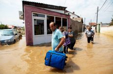 21 νεκροί από τις φονικές πλημμύρες στην ΠΓΔΜ