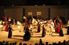 Διεθνές φεστιβάλ παραδοσιακών χορών στο Κηποθέατρο Αλκαζάρ