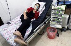 Βομβαρδισμός 43 νοσοκομείων στη Συρία