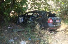 Αυτοκίνητο έπεσε σε γκρεμό στο Πήλιο