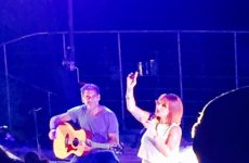 Καταπλητική συναυλία της  Ελεωνόρας Ζουγανέλη στο Θέατρο «Άξιον Εστί»