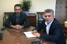 Δίκαιες,γρήγορες αποζημιώσεις, ζήτησε ο Κ. Αγοραστός από τους υπουργούς Β. Αποστόλου και  Αλ. Χαρίτση