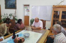 Επίσκεψη της Πρέσβειρας της Ινδίας στο Δήμο Βόλου