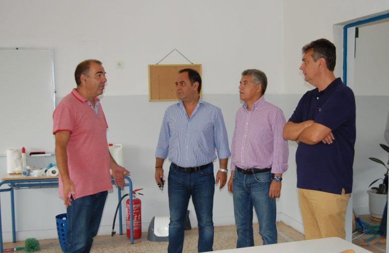 Αντικατάσταση στέγης και κουφωμάτων του λυκείου Μουζακίου ολοκλήρωσε η Περιφέρεια Θεσσαλίας