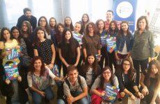 Παιχνίδι  πολυγλωσσίας  στο Γαλλικό Ινστιτούτο  Λάρισας