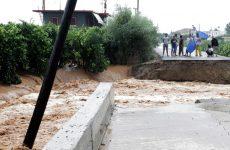 Καθορισμός επιχορήγησης των πληγέντων από τις πλημμύρες σε N. Αγχίαλο και Αλμυρό