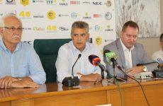 Διεθνές Τουρνουά Τένις «Olympus Open 2016» σε αναπηρικά αμαξίδια  στη Λάρισα