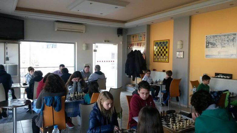 Έναρξη εγγραφών στο σκακιστικό τμήμα του Φοίνικα Βόλου