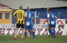 Ποδοσφαιρικός αγώνας παλαιμάχων στο ΕΑΚ Βόλου