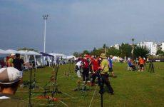 Αγώνες τοξοβολίας ανοιχτού γηπέδου 17- 18 Σεπτεμβρίου στο γήπεδο Μακρινίτσης