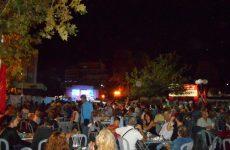 Πρώτη μέρα του 42ου Φεστιβάλ ΚΝΕ – ΟΔΗΓΗΤΗ στο Βόλο
