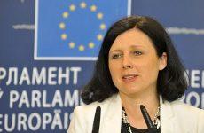 Στην Αθήνα η Επίτροπος της ΕΕ  Věra Jourová