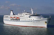 Το κρουαζιερόπλοιο «Ocean Majesty» αύριο στο Βόλο