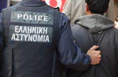 Συνελήφθη για παράβαση του Νόμου περί αλλοδαπών