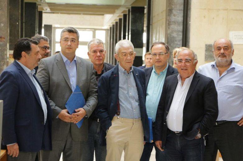Κατέθεσαν μήνυση Τζιτζικώστας – Μπουτάρης για την απεργία του ΟΑΣΘ