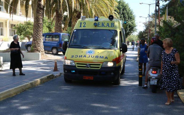 Αιφνίδιος θάνατος 33χρονης έξω από σχολείο στο Ηράκλειο