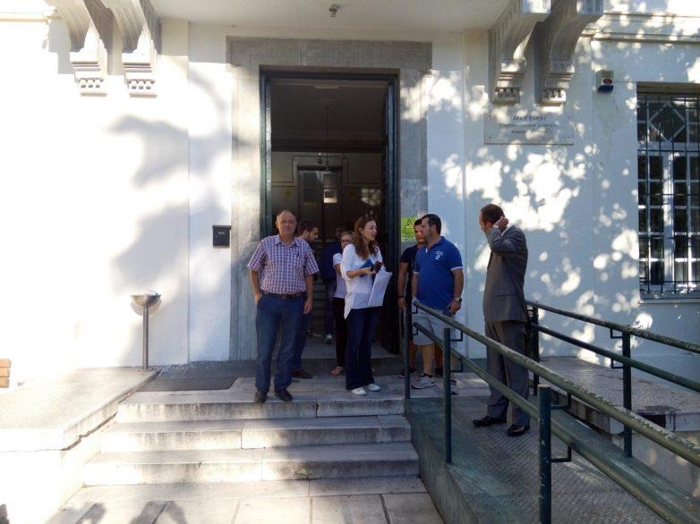 Αναβλήθηκε η δίκη για τα ασφαλιστικά απόλυσης συνδικαλίστριας