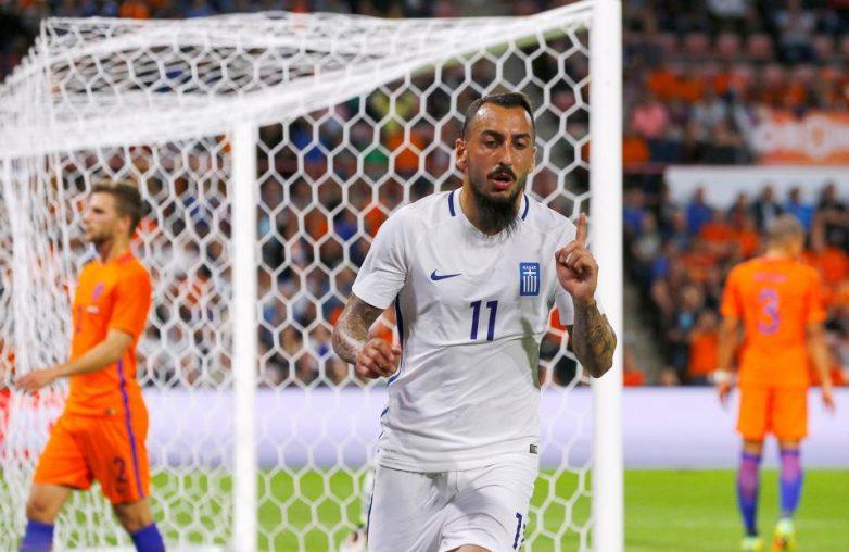 Νίκη 1-2 για την Εθνική επί της Ολλανδίας