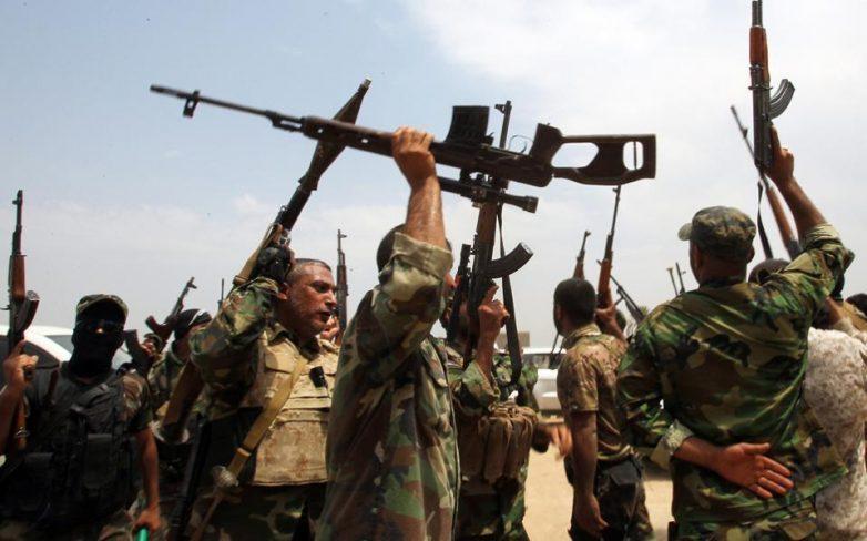 Τουλάχιστον 30 Σύροι στρατιώτες νεκροί από αεροπορική επιδρομή