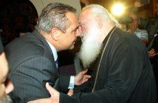 Βέτο Καμμένου για τα θρησκευτικά στη συνάντηση με Ιερώνυμο