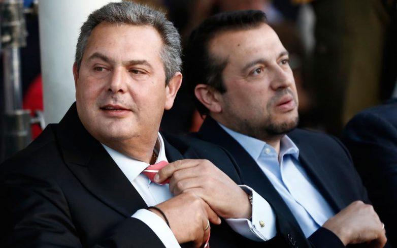 Ως «επιτυχία» αντιμετωπίζει η κυβέρνηση την απόσυρση Καλογρίτσα