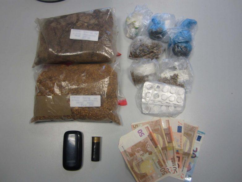 Συνελήφθη Λαρισαίος για καλλιέργεια δενδρυλλίων κάνναβης