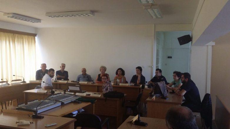 Συνάντηση στο Δήμο Ρήγα Φεραίου του Φορέα Διαχείρισης Κάρλας