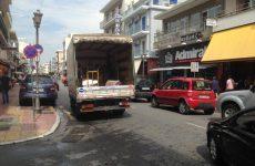 Δακτύλιος για φορτηγά  στο Βόλο σε  περίπτωση ρύπανσης;