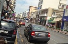 Eκτροπή κυκλοφορίας οχημάτων στην παλαιά πύλη επί της οδού Ζάχου