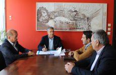 Aποκατάσταση της ασφάλειας του οδικού δικτύου της Π.Ε. Λάρισας