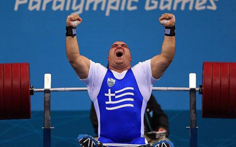 Τρίτο χρυσό για την Ελλάδα στους Παραολυμπιακούς