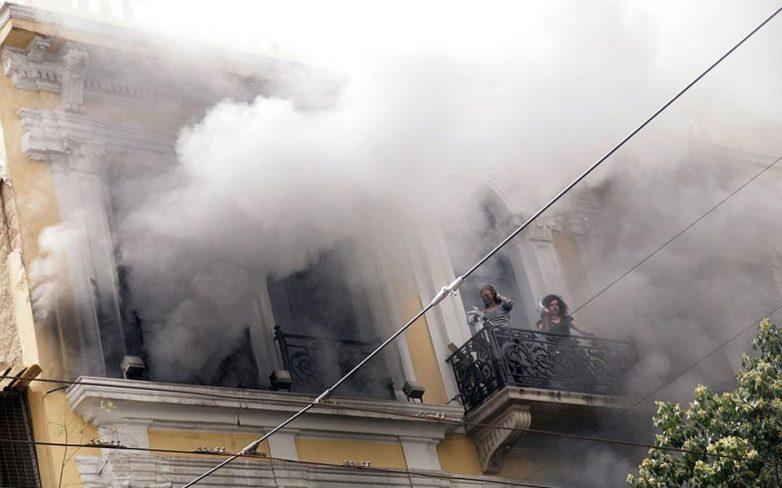 Δίκη Marfin: «Ακούγαμε απ' έξω «κάψτε τους»»