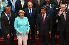 Συνάντηση Μέρκελ – Ερντογάν στο περιθώριο της συνόδου της G20