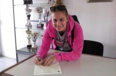 Η Μίνα Μπακρατσά το νέο απόκτημα στη γυναικεία ομάδα μπάσκετ της Νίκης Βόλου