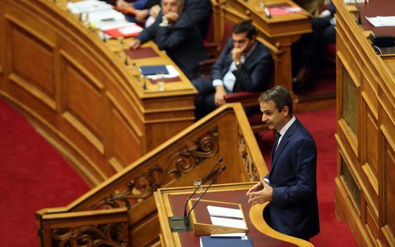 Βουλή: Στις 10 Οκτωβρίου πιθανώς η προ ημερησίας για τη διαπλοκή