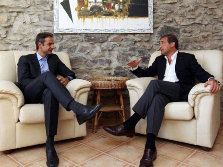 Μητσοτάκης: H απάντηση στην Ευρώπη δεν μπορεί να έρθει από την Αριστερά
