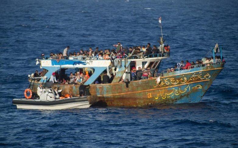 Τουλάχιστον 43 μεταναστές πνίγηκαν σε ναυάγιο κοντά στις αιγυπτιακές ακτές