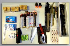 Συλλήψεις για όπλα και ναρκωτικά στη Λάρισα