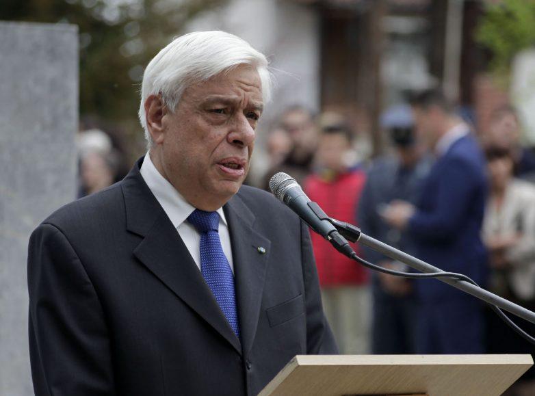 Μήνυμα εθνικής ενότητας από τον  πρόεδρο  της Δημοκρατίας στη Ζαγορά
