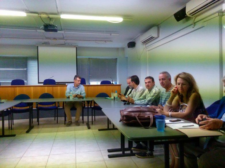 Ετήσιο Τακτικό Συνέδριο της Π.Ε.Δ. Θεσσαλίας στη Λάρισα