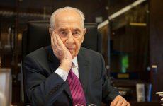 Ισραήλ: Πέθανε ο Σιμόν Πέρες σε ηλικία 93 ετών