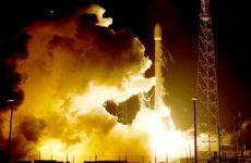 Πύραυλος Falcon 9 εξερράγη στο Ακρωτήριο Κανάβεραλ