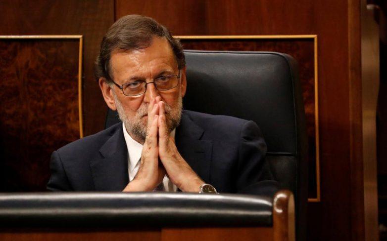 Προς νέες εκλογές η Ισπανία – δεν εξασφάλισε ψήφο εμπιστοσύνης ο Ραχόι