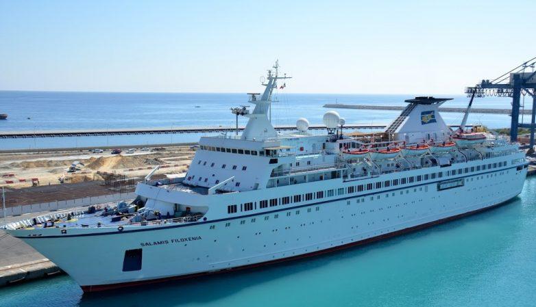 Στο Βόλο το κρουαζιερόπλοιο Salamis Filoxenia
