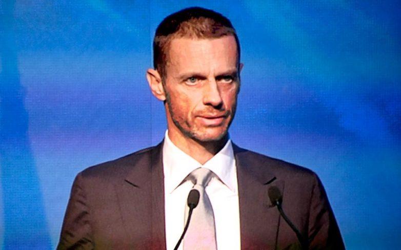 Ο Σέφεριν, νέος πρόεδρος της UEFA