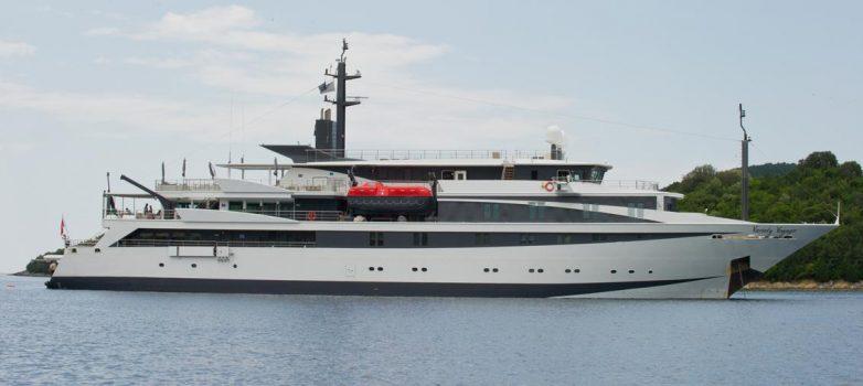 """Στο Βόλο το κρουαζιερόπλοιο """"Variety Voyager"""""""