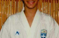Στο Πανελλήνιο Πρωτάθλημα ΚΑΡΑΤΕ ο  Βικτ. Σιούρας