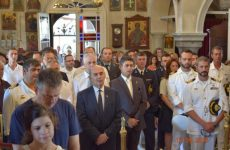 Eκδήλωση στη Σκιάθο  για την 73η επέτειο της βύθισης του υποβρυχίου «Κατσώνης»
