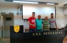 Γιορτή του ποδοσφαίρου το Super CUP μεταξύ Νίκης- Ηρακλή Βόλου